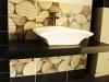 плот баня от технически камък