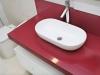 плот за баня от технически камък